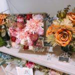 アーティフィシャルフラワーのギフト・ブライダル会場装花ならFelizfamへ*立川高島屋にて期間限定ショップOPEN