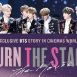 【映画】ノンフィクション/Burn the Stage the Movie〜BTS(防弾少年団)初のドキュメンタリー映画〜