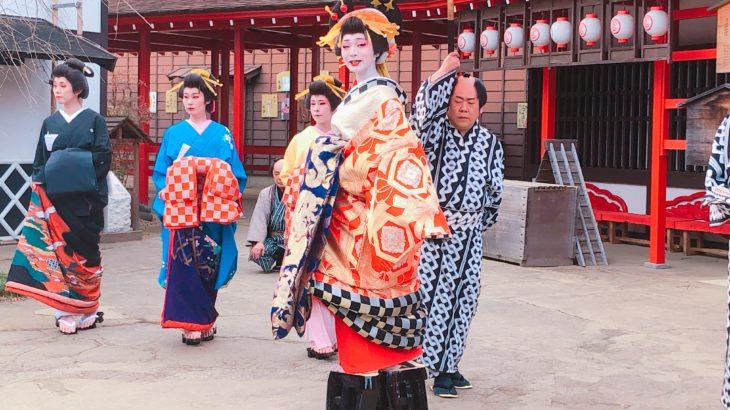 【栃木県】日光江戸村でタイムスリップ体験!忍者ごっこや花魁道中見学など盛りだくさんに遊べました※写真多めレポ