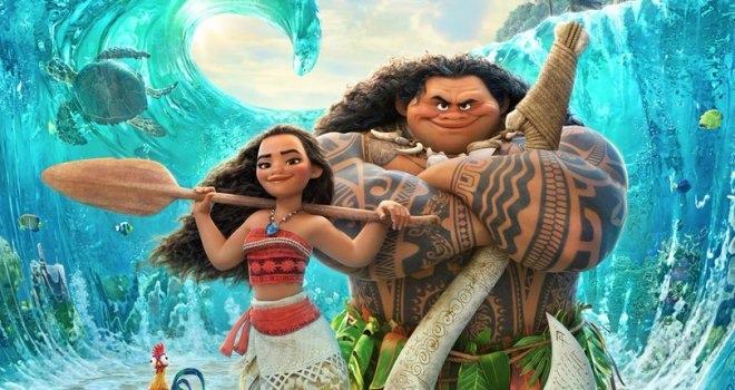映画【モアナと伝説の海】に学ぶ!心の叫びに耳を傾けて。自分に正直に生きる!