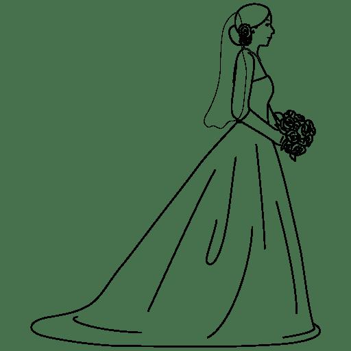 プレ花嫁さん